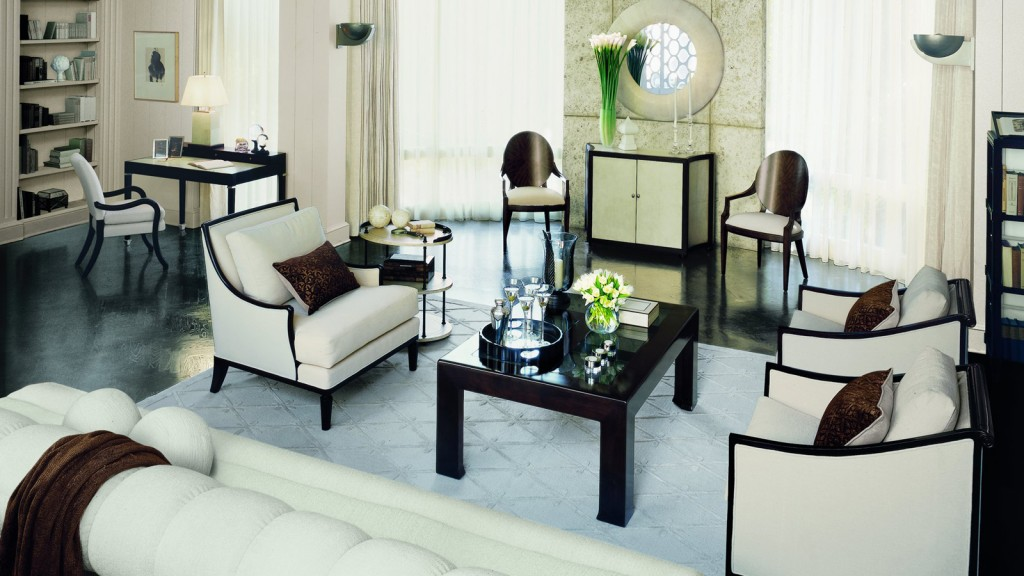 Insull Gatsby Inspired Interior Design 1920s Art Deco Living Room