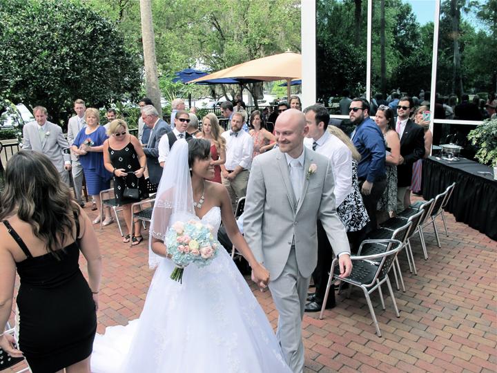 Downtown Orlando 310 Lakeside Wedding  Classic Disc Jockeys