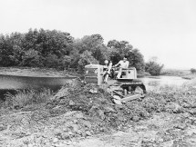 Allis Chalmers Hd7 Bulldozer - Year of Clean Water