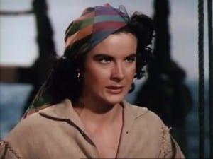 Jean Peters Anne of the Indies