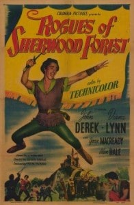 1950 rogues of sherwood forest