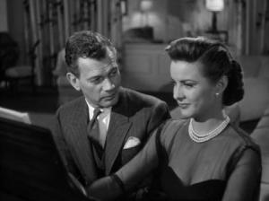 A Blueprint for Murder 1953 Joseph Cotten and Jean Peters