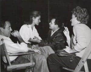 the set of key largo 1948