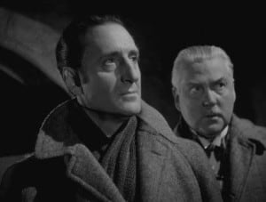 house of fear with basil rathbone and nigel bruce