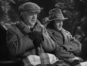 house of fear with basil rathbone, nigel bruce, 3