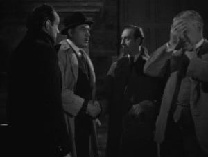 house of fear with basil rathbone, nigel bruce, and Nennis Hoey