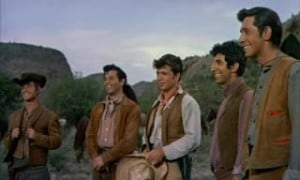 three violent people 1956 jamie farr and robert blake