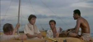 Sea Wife 1957 cast