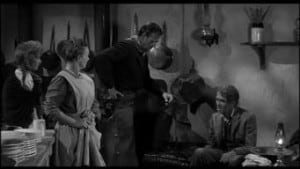 Man Who Shot Liberty Valance 1962 John Wayne Jimmy Stewart and Vera Miles 2
