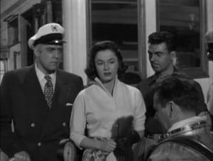 Mara Maru 1952 Errol Flynn, Raymond Burr and Ruth Roman