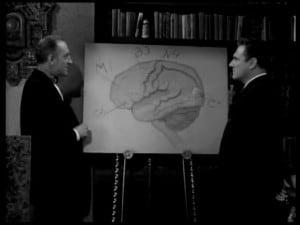The Black Sleep 1956 Basil Rathbone and Herbert Rudley
