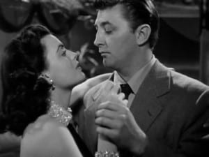 Where Danger Lives 1950 Faith Domergue and Robert Mitchum 2
