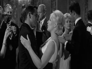 the notorious landlady 1962 Jack Lemmon and Kim Novak dancing