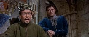 becket 1964 Peter O'Toole and Richard Burton