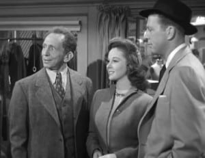 1951 I Can Get It For You Wholesale with Susan Hayward, Dan Dailey and Sam Jaffe 2