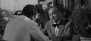 1960 Seven Thieves Edward G. Robinson and Rod Steiger