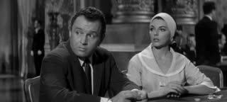 1960 Seven Thieves Joan Collins and Rod Steiger 2