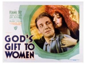 1931 God's Gift to Women