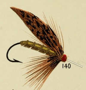 Greenwell's Glory Trout Fly