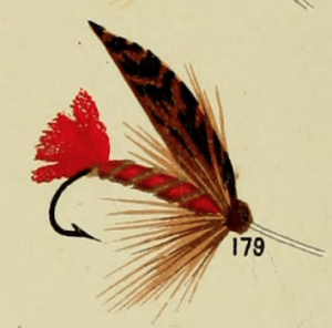 Original Montreal Trout Fly