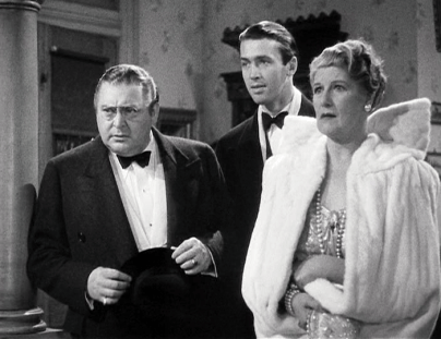 Edward Arnold, James Stewart, Mary Forbes