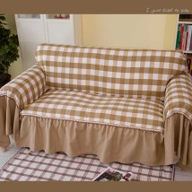 Sofa Cover Throw Colorful Cotton Blanket
