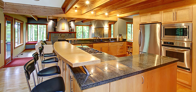 best off white color for kitchen cabinets fluorescent light covers dark granite countertops with ...