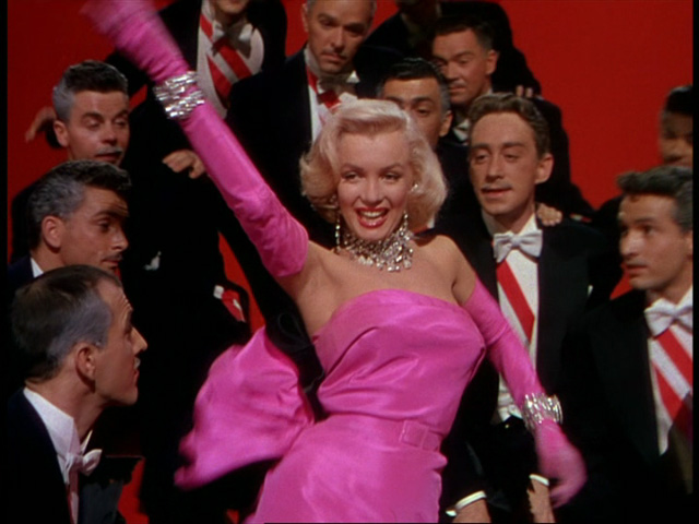 Image result for marilyn monroe and the dance number