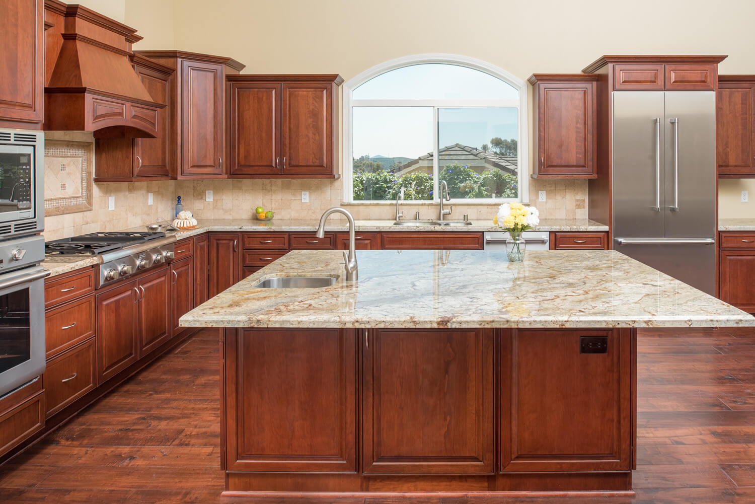san diego kitchen remodel wood table whole house renovation classic home improvements