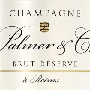 Champagne Palmer Brut Reserve (1.5 Liter Magnum) - Champagne & Sparkling