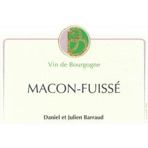 Daniel & Julien Barraud 2017 Macon-Fuisse - Chardonnay White Wine
