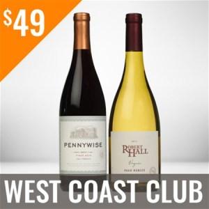 West Coast Wine Club Four Shipment Membership