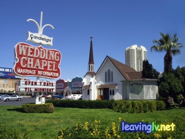 Candlelight Wedding Chapel Las Vegas