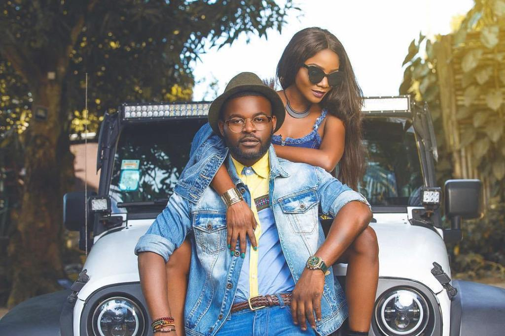 Mind Your Bizness is a song by Simi and Falz