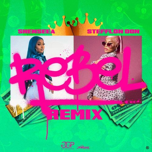 Shenseea Stefflon Don Rebel Remix mp3 image