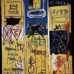 "Basquiat ""Charles the First"" 1985"