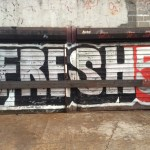 Fresh 5, East New York, Brooklyn, Graffiti