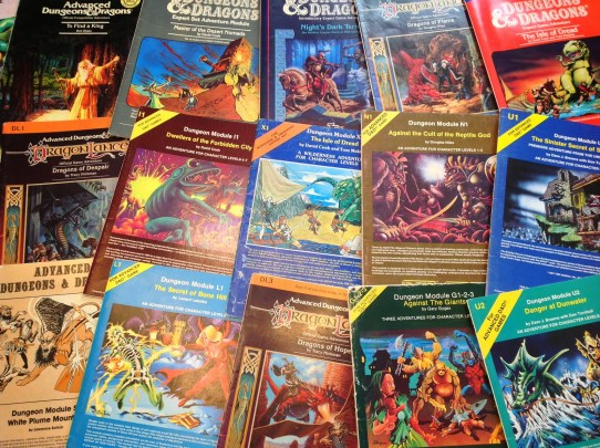 Image result for D&D modules 1st edition