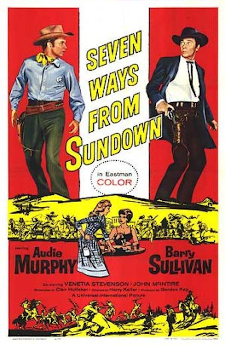 Sevenwaysfromsundown1960dvd9  Classic Movie Love