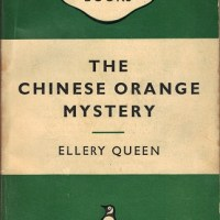 The Chinese Orange Mystery by Ellery Queen