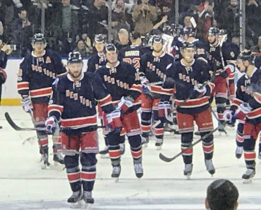 New York Rangers History