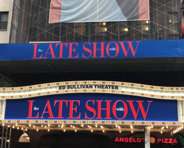 History Of The Ed Sullivan Theater