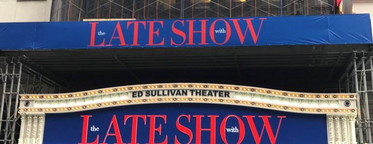 History Of The Ed Sullivan Theater