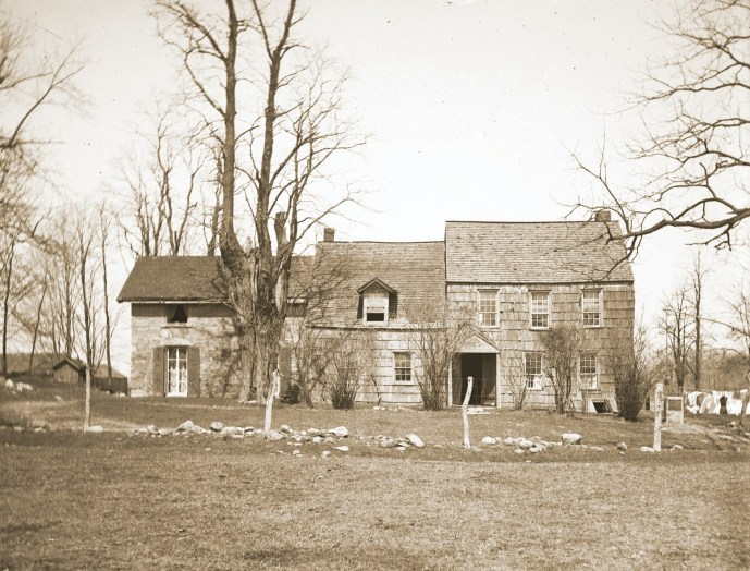 Odell House History