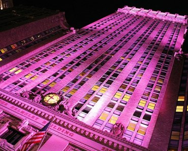 Helmsley Building History