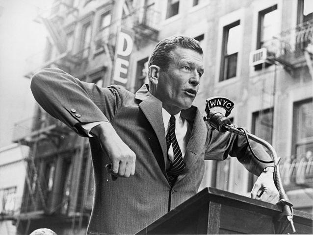 John Lindsay – History Of New York City Mayors