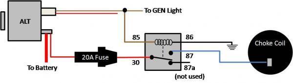 ford thunderbird electric choke wiring auto wiring 1971 ford thunderbird electric choke wiring diagram 1971 auto