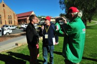 Alan and Geoff interview Ralf Christensson