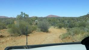 On Undoolya Station, E of Alice Springs