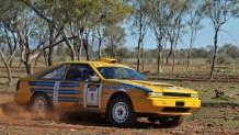 Andrew and David Travis, Nissan Gazelle